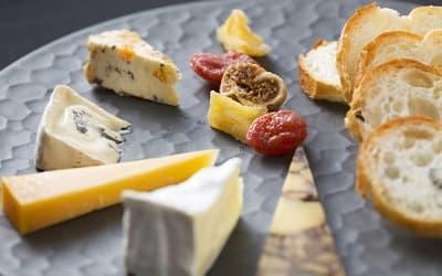 5種のチーズプレート